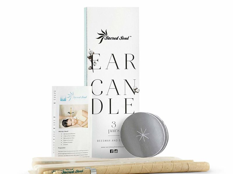 Unscented Hopi ear candles